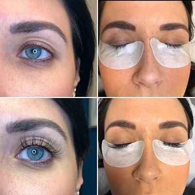 custom classic eyelash extensions